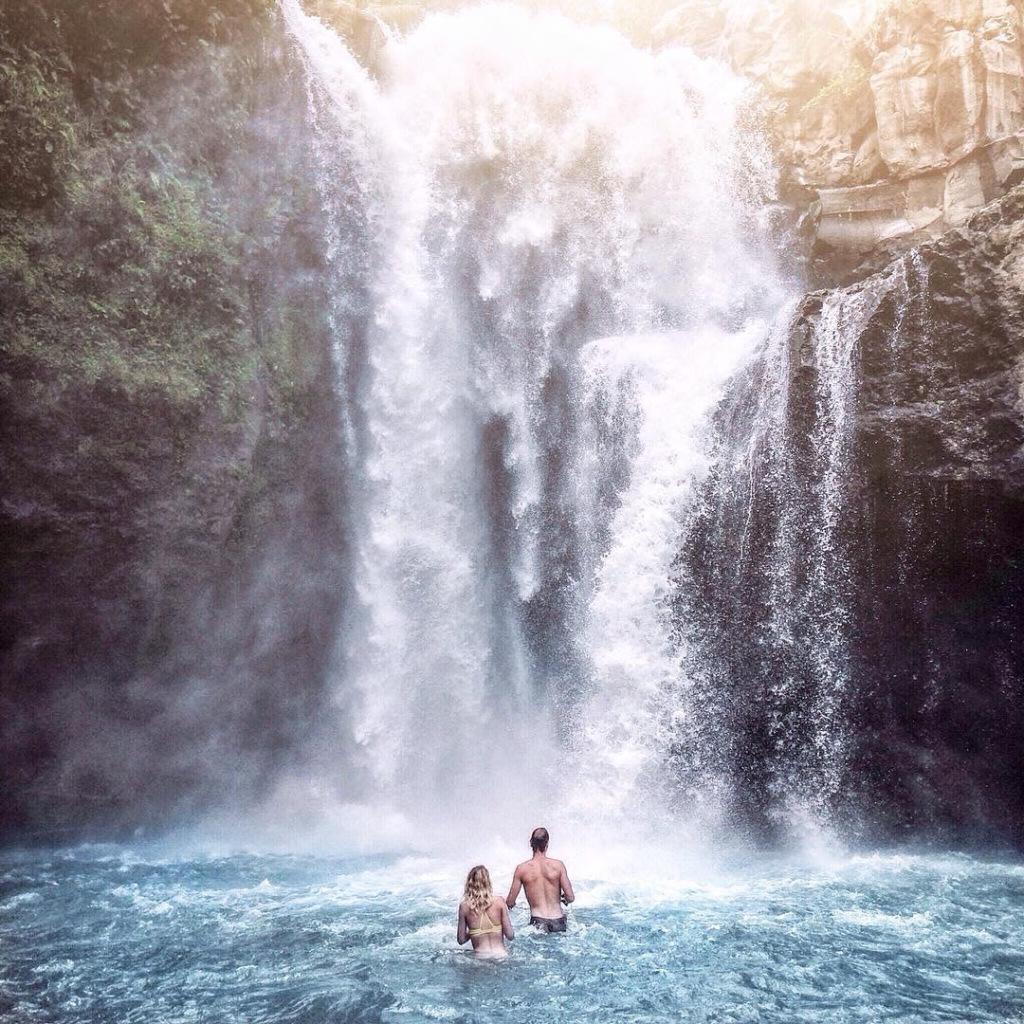 Tegenungan Waterfall, A Beautiful Gem Near Ubud